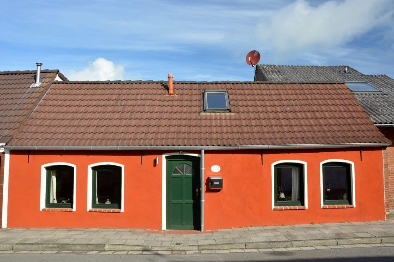 Ferienhaus Mackeriege